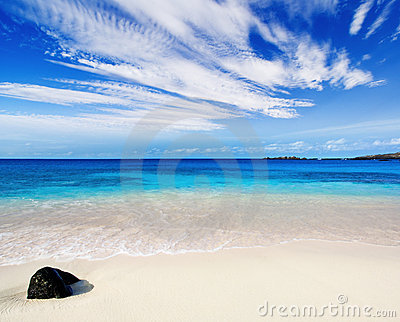 Himmlischer Strand