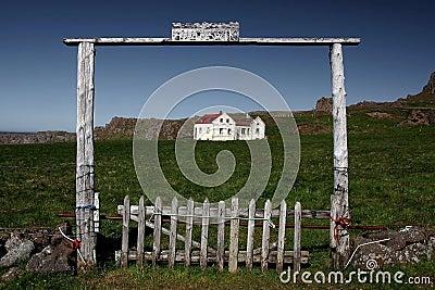 Hindsvik village