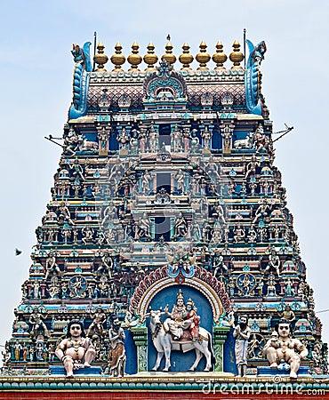 Hindu Balaji temple