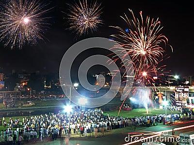 Hindu Celebration Editorial Photo