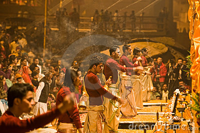 Hindu Ceremony Editorial Stock Image