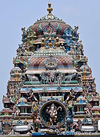 Hindu Ganapati temple