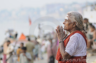 Hindu Rituals & Religion. Editorial Stock Image