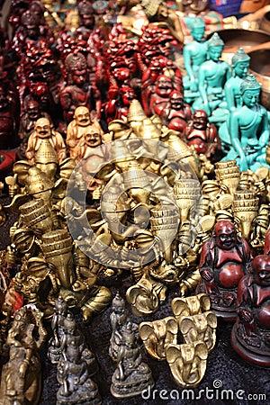 Hindu sculptures