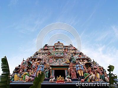 Hindu Statue Temple