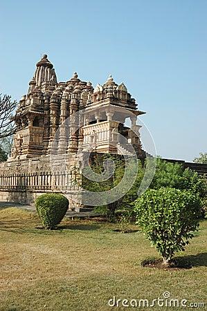 Hindu temples in Khajuraho,hindu sacred place