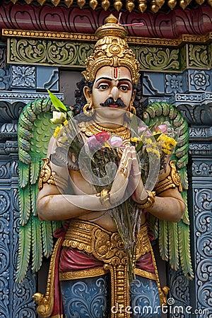 Hinduistische Skulptur