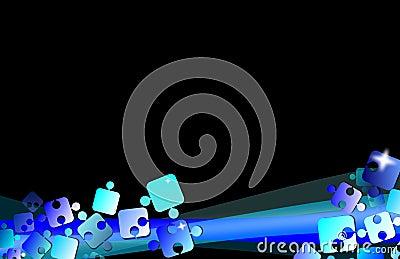 Hintergrundpuzzlespiele
