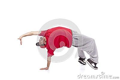 Hio hop dancer