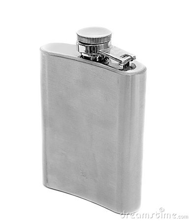Free Hip Flask Stock Images - 18393504