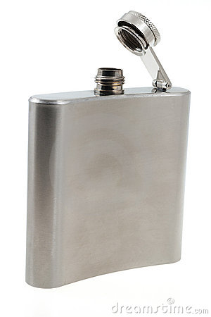 Free Hip Flask Stock Image - 19268551