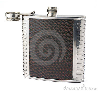 Free Hip Flask Stock Image - 6268031