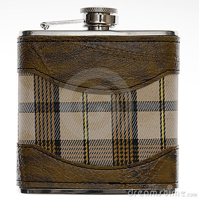 Free Hip Flask Royalty Free Stock Image - 6542726