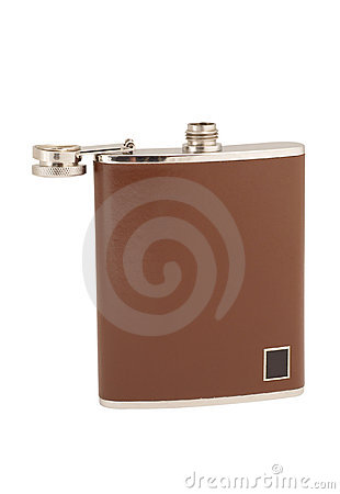 Free Hip-flask Stock Photography - 7040682