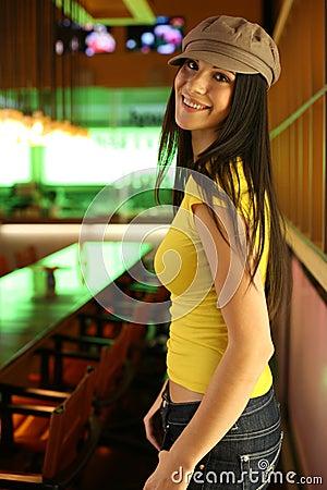 Free Hip Girl Stock Photos - 4239373