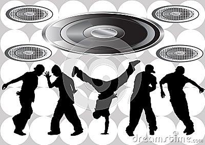 Hip hop boys