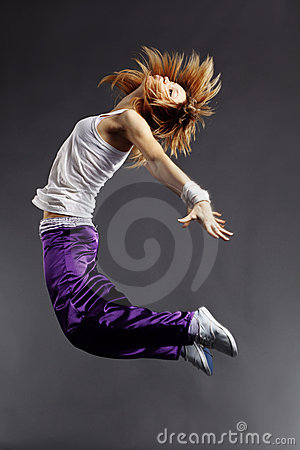 Free Hip-hop Dancer Royalty Free Stock Photo - 13425065