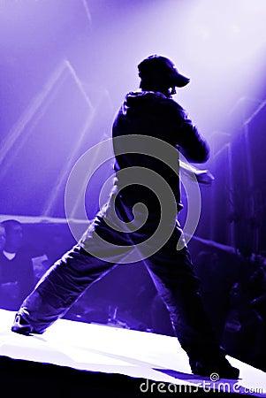 Free Hip Hop Dancer Royalty Free Stock Images - 1839069