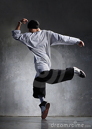 Free Hip-hop Dancer Stock Images - 5629714