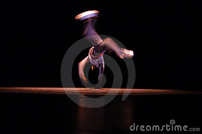 Hip Hop Dancer - B Boy