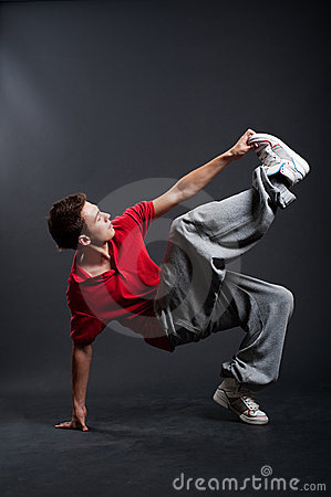 Free Hip-hop Guy Stock Image - 10743191