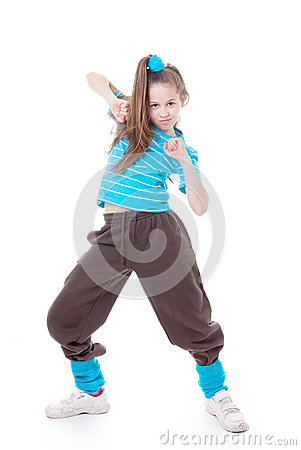 Free Hip Hop Modern Dance Stock Photos - 29409363