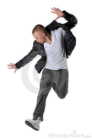 Free Hip Hop Style Dancer Stock Photo - 7969330
