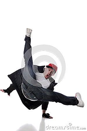 Free Hip-hop Style Dancer Royalty Free Stock Photos - 9322598