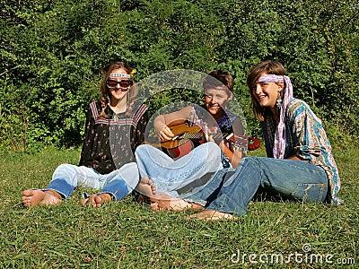 Hippie band