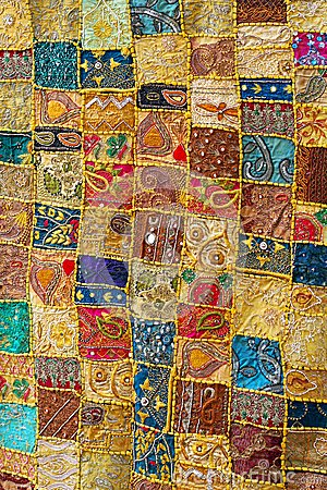 Hippie blanket