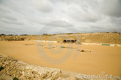 Hippodrome of Caesarea