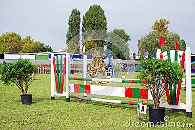 Hippodrome hurdler