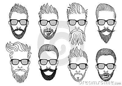 Beard drawing tumblr
