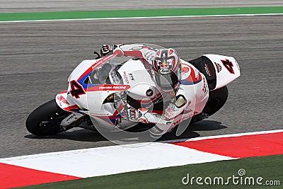 Hiroshi Aoyama - Honda CBR1000RR Editorial Image