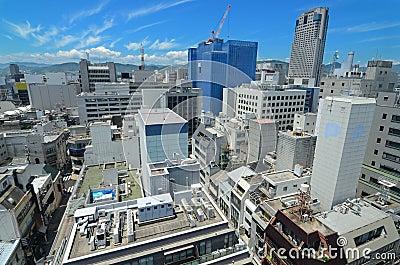 Hiroshima Cityscape