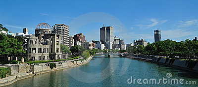 Hiroshima japan atomic bomb