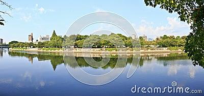 Hiroshima Peace Memorial Garden