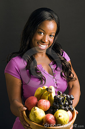 Hispanic african american woman fres