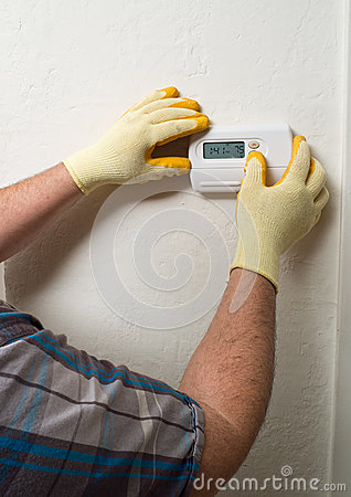 Fixing the thermostat