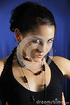 Free Hispanic Beauty Stock Photo - 4901050