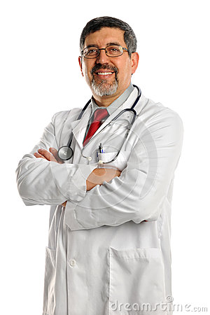 Hispanic Doctor