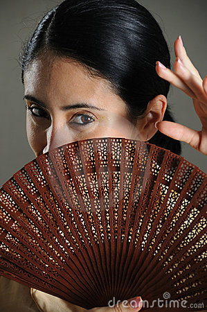 Free Hispanic Woman Stock Image - 4901191