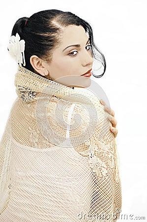 Free Hispanic Woman Stock Photo - 5484470