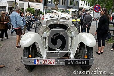 Hispano-Suiza H6B Editorial Image