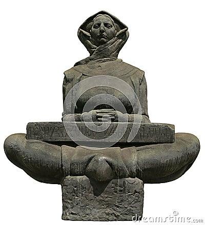 Histoire de la sculpture en croates d 39 une femme photo libre de droits i - Histoire de la sculpture ...