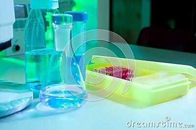 Histological laboratory