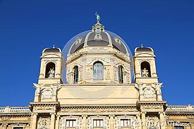 Historia muzealny naturalny Vienna