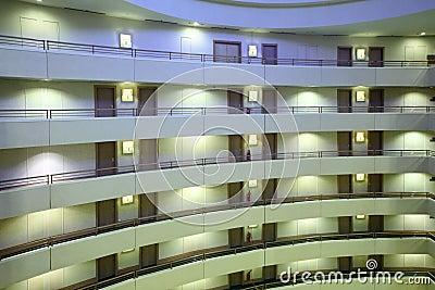 Historias en hotel grande