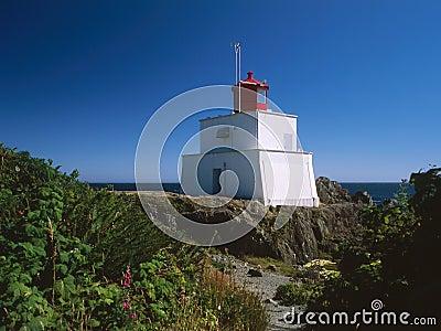 Historic Amphitrite Lighthouse, Ucluelet