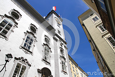 Historic Architecture in Salzburg